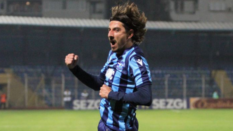Yaşı 34 ama tam bir gol makinası! TFF 1.Lig'de Mehmet Akyüz fırtınası
