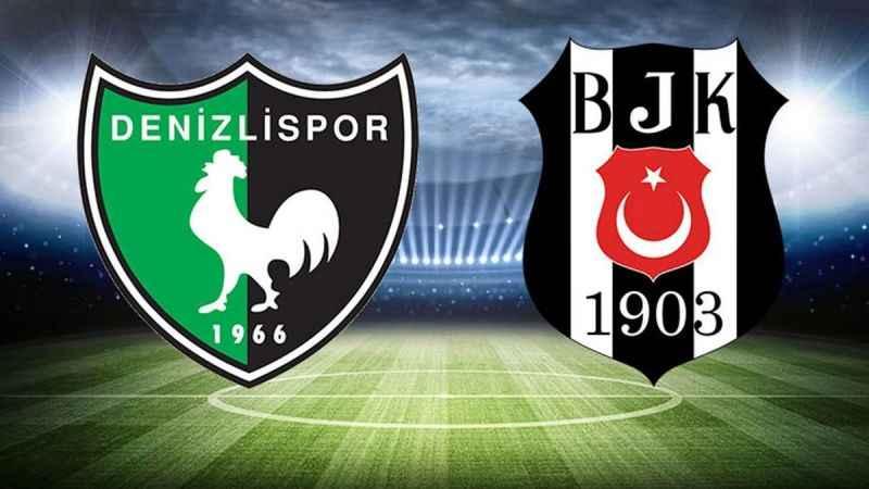 Süper Lig'de kapanış maçı! Denizlispor - Beşiktaş maçı saat kaçta?