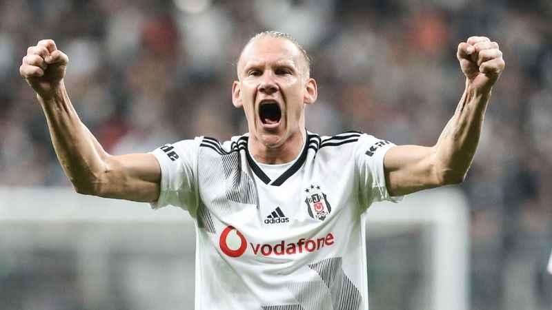 Beşiktaş'a, Vida müjdesi!