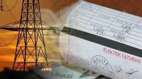 """Elektrik faturalarındaki """"değişiklik"""" dikkatlerde kaçmadı"""