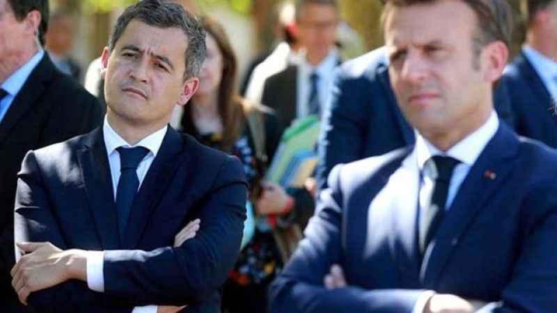 Macron onayladı! Fransa'da büyük ayrımcılık!