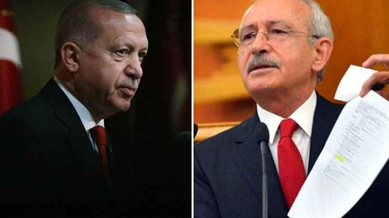 Kılıçdaroğlu'ndan Erdoğan'a tazminat davası: 5 kuruş