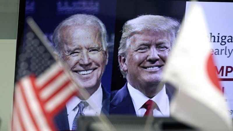 ABD seçimlerinde önemli gelişme! Biden Pensilvanya'da öne geçti!