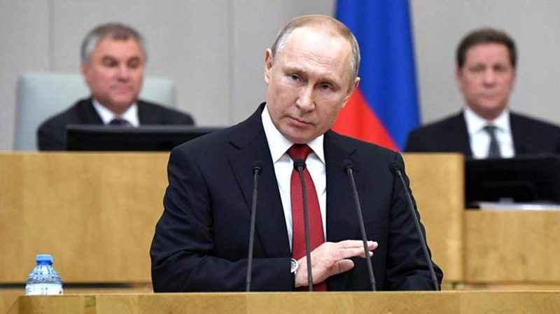 Kremlinden açıklama! Putin'in sağlık durumu iyi