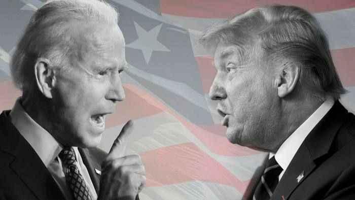 ABD'de ortam gerginleşiyor! Biden, Trump'a meydan okudu!