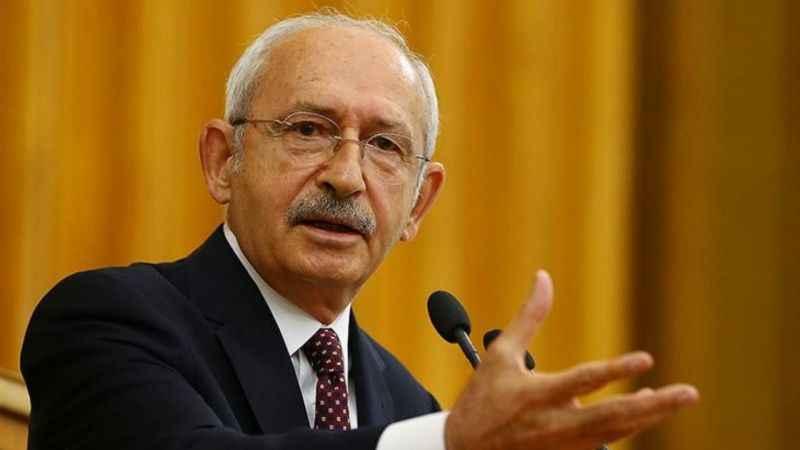 Kılıçdaroğlu'ndan, Cumhurbaşkanı Erdoğan'a 5 kuruşluk dava