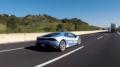 Adeta uçtular! İtalya'da Lamborghini 500 kilometreyi 2 saatte gitti