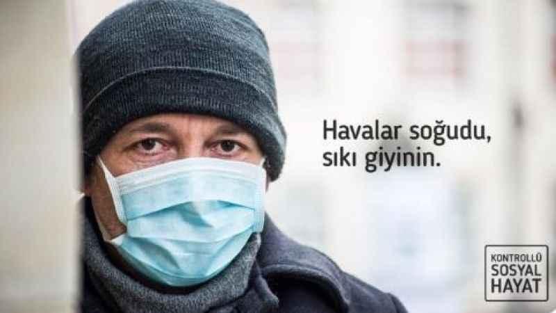 Sağlık Bakanı Koca paylaştı: Havalar soğudu…