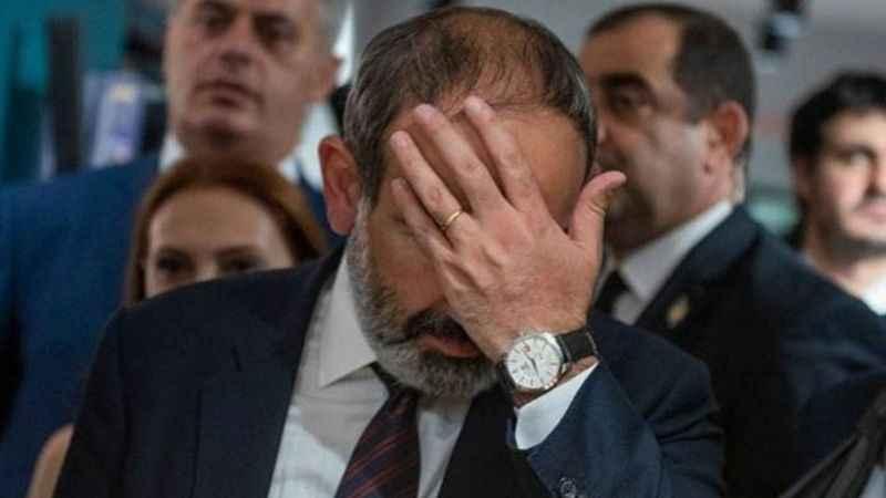 Paşinyan Şuşa'da bozguna uğradı! Güvenlik Başkanını görevden aldırttı