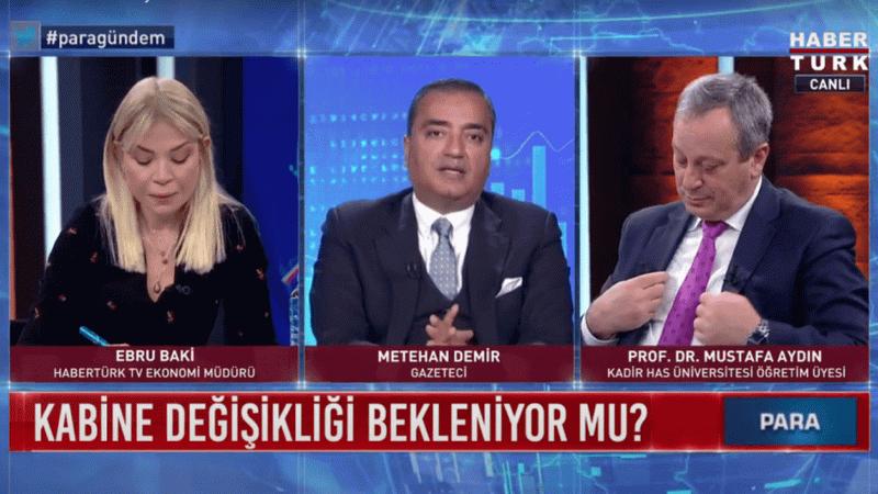"""Metehan Demir canlı yayında açıkladı: """"İstifa haberi kesin..."""""""