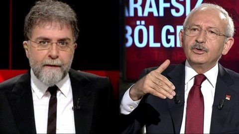 """Ahmet Hakan'dan Kılıçdaroğlu'na övgüler: """"Çok doğru""""Ahmet Hakan'dan Kılıçdaroğlu'na övgüler: """"Çok doğru"""""""