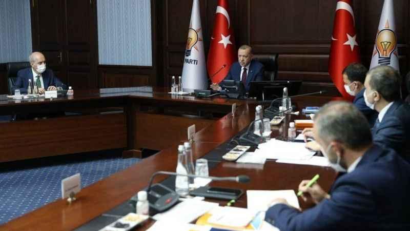 AKP'de kritik toplantı! Albayrak'ın istifası değerlendirilecek