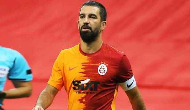 Galatasaray'da Arda Turan gelişmesi