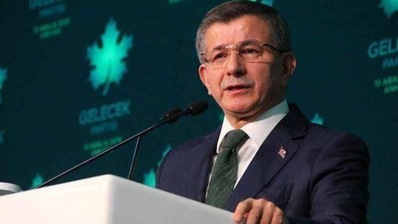 """Davutoğlu'ndan Albayrak'a: """"Senin gitmen başlı başına bir hayır"""""""