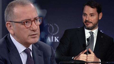 """Altaylı: """"Berat Albayrak'ın istifası, AKP'de sevinçle karşılanmıştır!"""""""