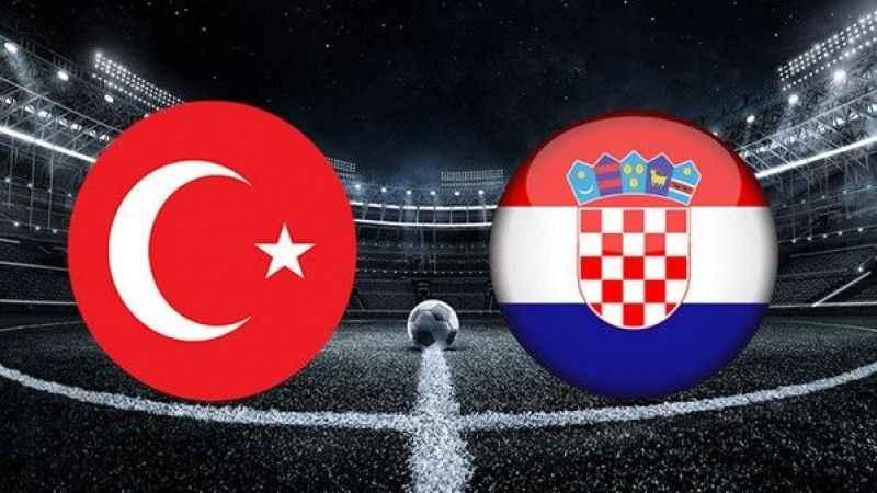 Türkiye - Hırvatistan maçı hangi kanalda saat kaçta yayınlanacak?
