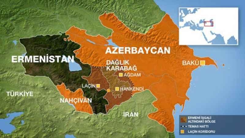 Türk dünyası 'Turan'da birleşiyor! Nahçıvan'dan Azerbaycan'a koridor!