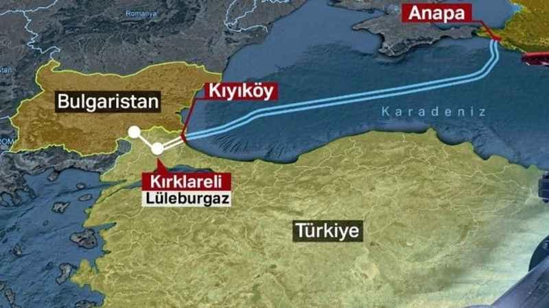 TürkAkım'ı Balkanlarda ilerliyor! Çok yakında hazır olacak!