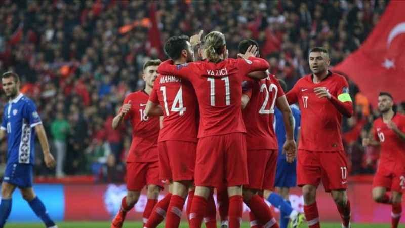 Türkiye - Hırvatistan maçı saat kaçta? Hangi kanalda?