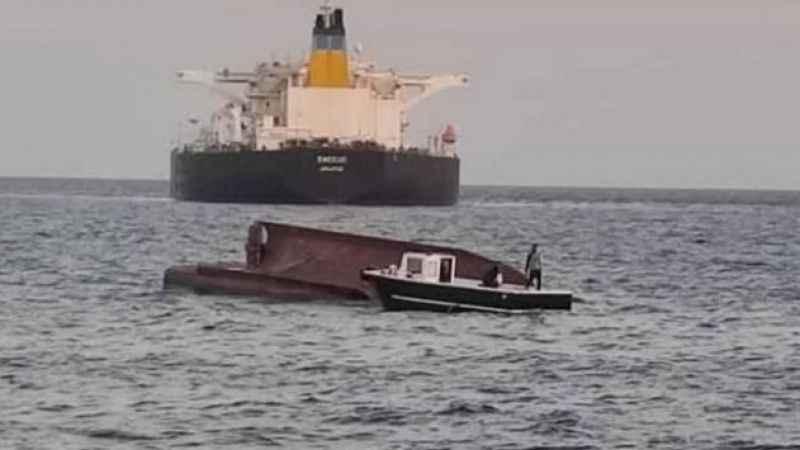 Son dakika: Yunanistan tankeriyle Türk teknesi çarpıştı: 5 kişi kayıp