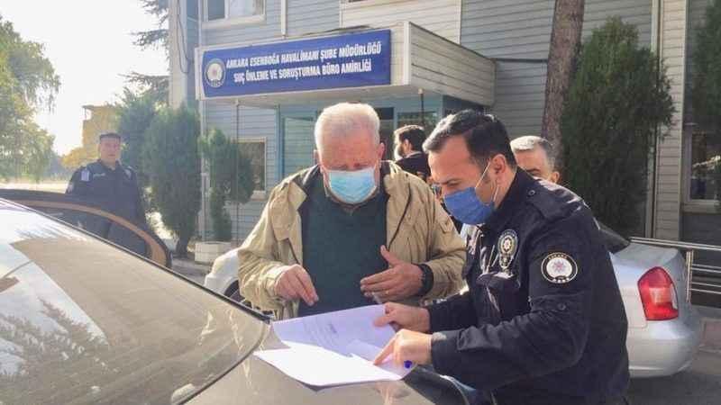 Doğru Parti Genel Başkanı Rıfat Serdaroğlu gözaltına alındı!