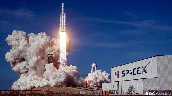 SpaceX uzaya ikinci kez astronot gönderiyor