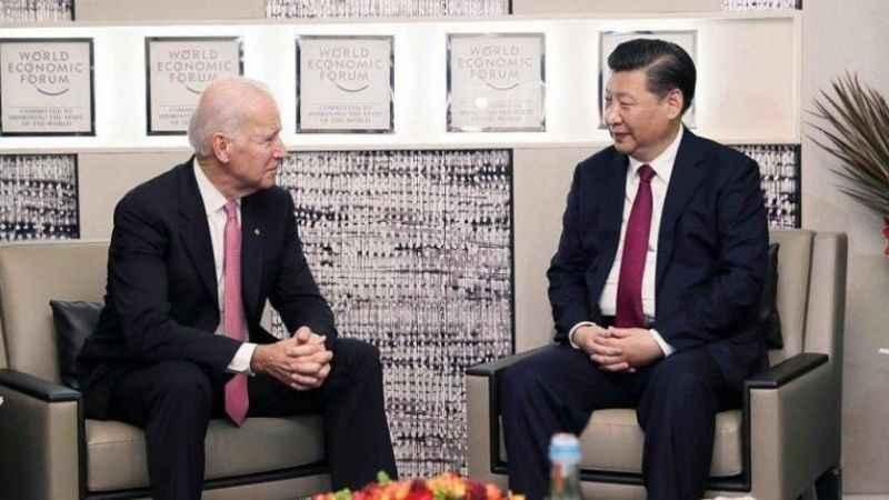 Erdoğan'dan sonra Şi Cinping'de Biden'i kutladı!
