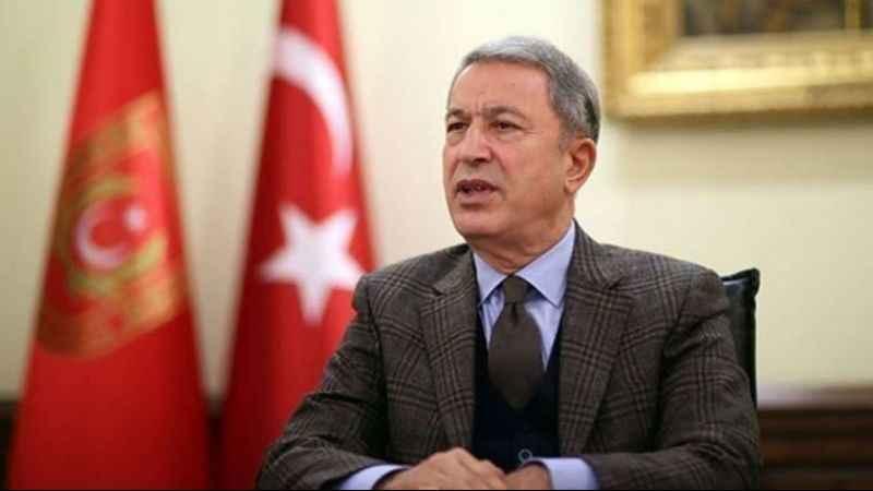 """MSB Hulusi Akar: """"Karabağ'da hem sahada hem de masadayız!"""""""