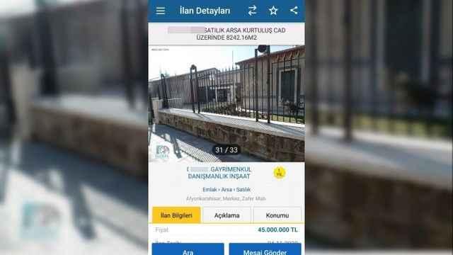 Sahibinden.com'da şaşırtan ilan! Devlet müzesini internette satıyorlar
