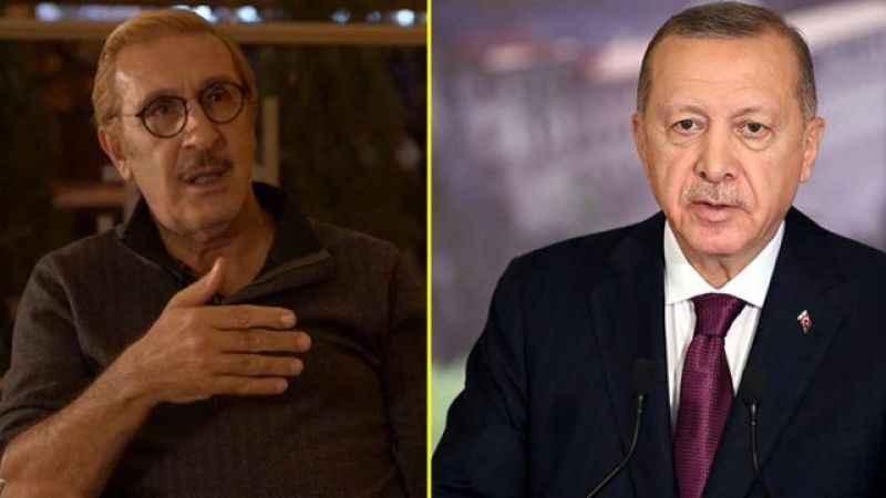 """Cem Özer'den Erdoğan sözleri: """"Benim sayemde belediye başkanı oldu''"""