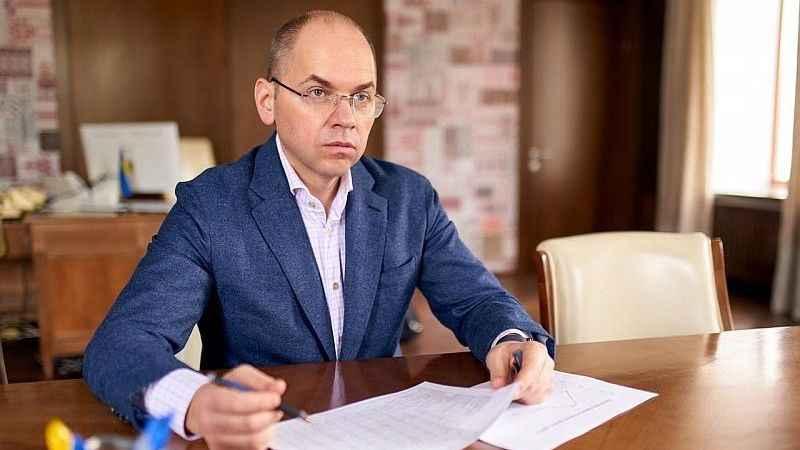 Ukranya'da hükümet salgına yenik düştü! Sağlık bakanı da pozitif!