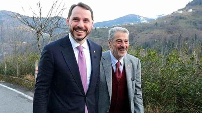 """Berat Albayrak'ın babasından istifa yorumu: """"Kendi tercihi"""""""