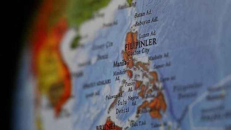Filipinler'de 6.1 şiddetinde deprem!