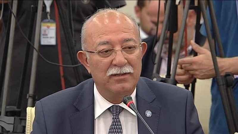 Son Dakika: İsmail Koncuk İYİ Partiden istifa etti!