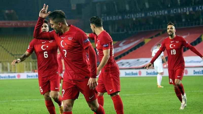 Türkiye - Macaristan maçı hakemi belli oldu!