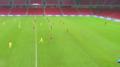 Arnavutluk - Kazakistan maçında müthiş gol! Abiken santradan attı