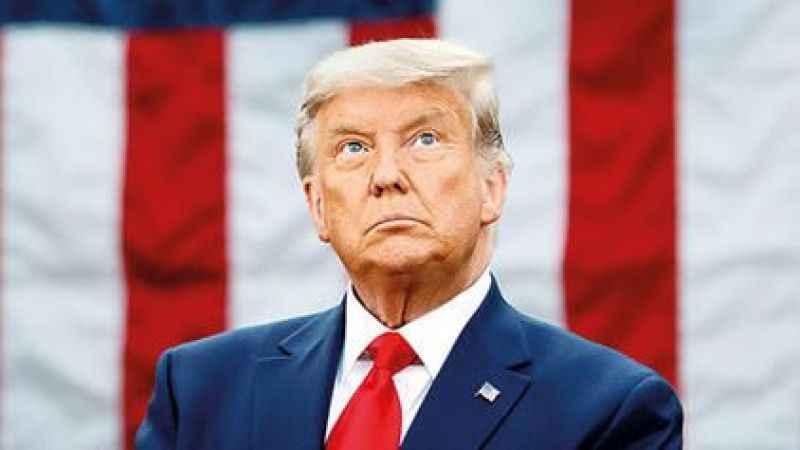 "Ahmet Hakan'dan Trump'a: ""Atı alan Arizona'yı geçti"""