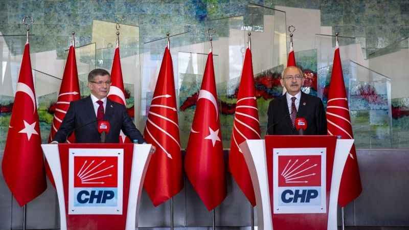Gelecek ve CHP'den ortak açıklama: Yeni Anayasa'ya ihtiyaç var