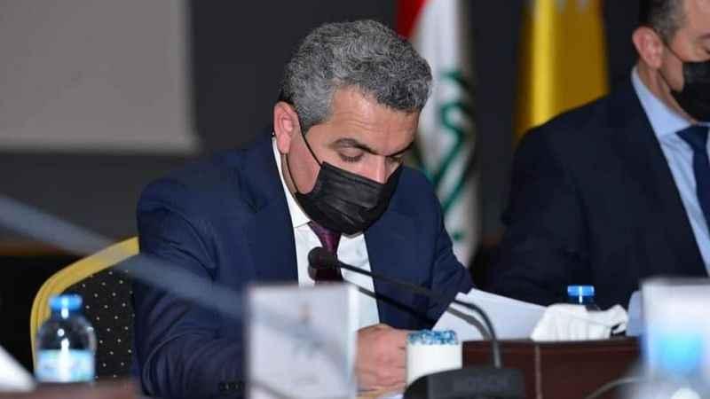 Erbil Valisi Türkiye'de koronadan öldü!