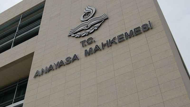 Anayasa mahkemesi CHP'nin, KHK başvurusu reddetti