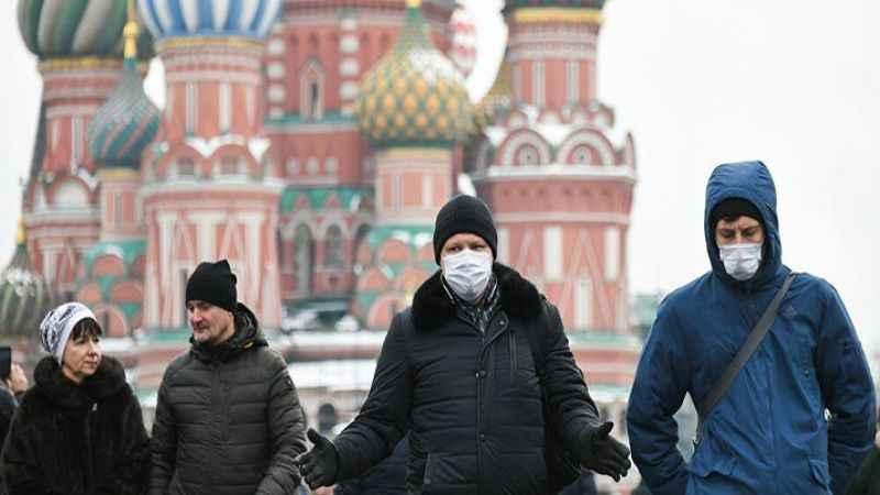 Rusya'da koronavirüs vaka sayısı rekor kırdı! 2 Milyon vaka!