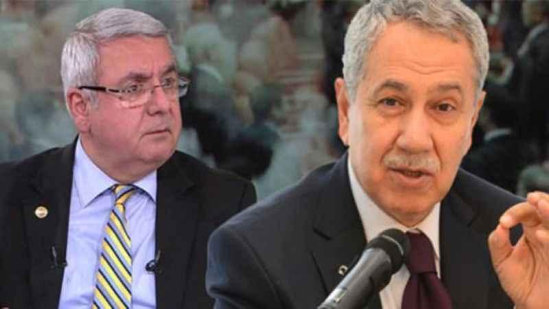 AK Parti'de kargaşa başladı! Mehmet Metiner'den Arınç'a sert sözler