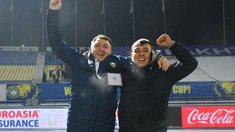 Şota'dan büyük başarı! Takımı yine şampiyon oldu