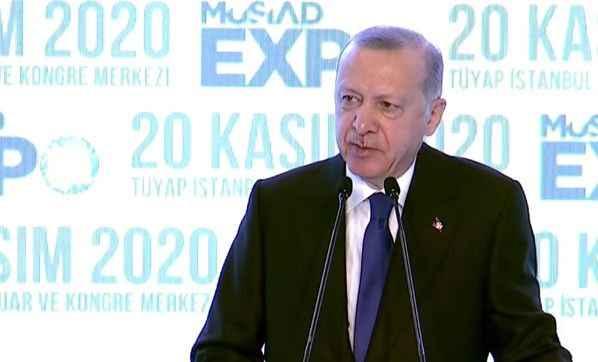 Cumhurbaşkanı Erdopan: TL'ye güven artacak
