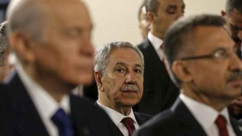 """Saymaz'dan flaş iddia! MHP'den Arınç açıklaması: """"Koruması kalktı"""""""