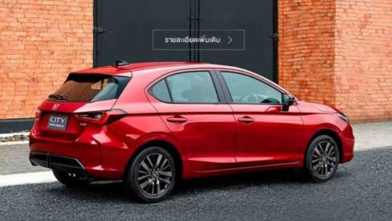 2021 Honda City Hatchback ne kadar? İşte fiyatı