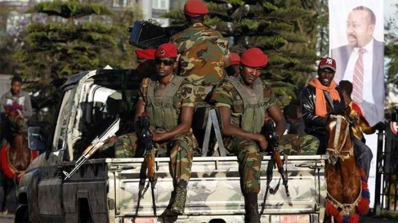 TPLF'ye verilen süre doldu! Tigray'a en büyük askeri operasyon başladı