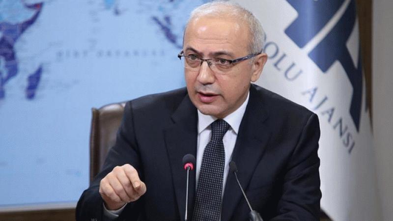 Hazine Bakanı Lütfi Elvan: Gece üçten önce bakanlıktan çıkmıyorum