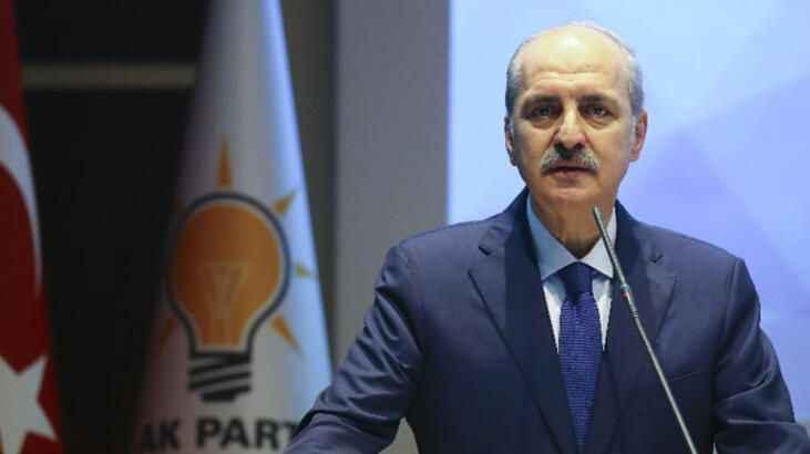 Numan Kurtulmuş'tan flaş açıklama! AK Parti, İYİ Parti ile temasta mı?