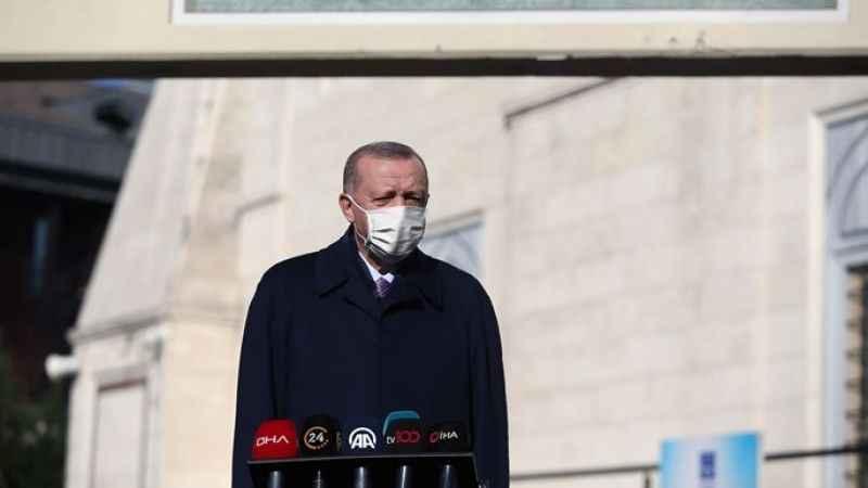 Cumhurbaşkanı Erdoğan'dan son dakika yeni tedbirler açıklaması
